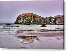 Bandon Beach Oregon Acrylic Print