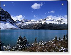 Banff National Park Acrylic Print by Susan  Benson