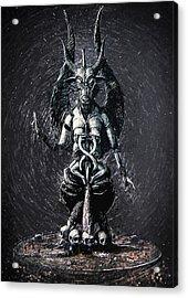 Baphomet Acrylic Print