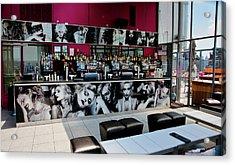 Bar View Acrylic Print