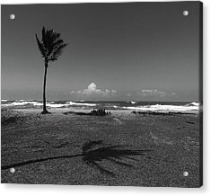 Acrylic Print featuring the photograph Barbers Pt., Oahu by Art Shimamura