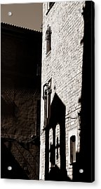 Acrylic Print featuring the photograph Barcelona 2b by Andrew Fare