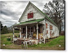 Barfield General Store Acrylic Print