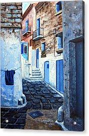 Bari Italy Acrylic Print