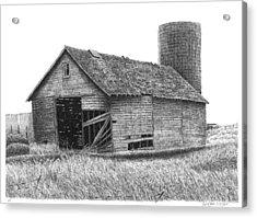 Barn 19 Acrylic Print