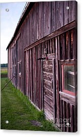 Barn Door Small Acrylic Print