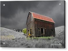 Barn Life Acrylic Print