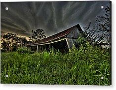 Barn Storm Acrylic Print