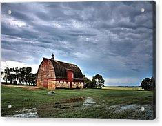 Barn Storming Acrylic Print