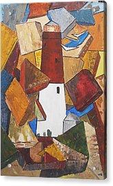 barnegat lighthouse I Acrylic Print