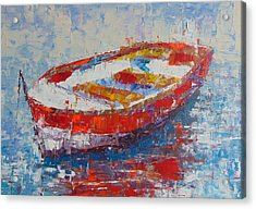 Barque Acrylic Print
