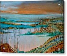 Barren Acrylic Print