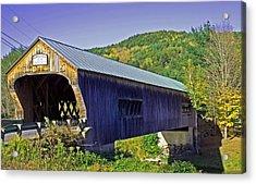Bartonsville Bridge Acrylic Print