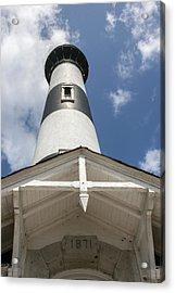 Base Of Bodie Island Lighthouse Acrylic Print