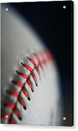 Baseball Fan Acrylic Print