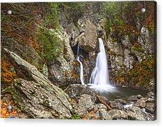 Bash Bish Falls In November 2 Acrylic Print by Angelo Marcialis