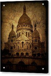 Basilica Acrylic Print