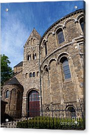Basilica Of Our Lady In Maastricht Netherlands Acrylic Print