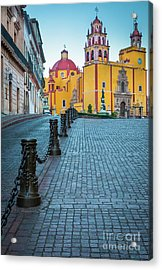 Basilica Of Our Lady Of Guanajuato Acrylic Print
