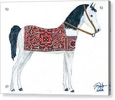 Basiri Acrylic Print