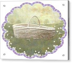 Basket Acrylic Print