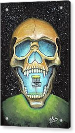 Basket Reaper Acrylic Print