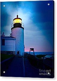 Bass Harbor Head Lighthouse 3085 Acrylic Print