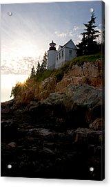 Bass Harbor Lighthouse 1 Acrylic Print