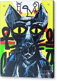 Bast Acrylic Print