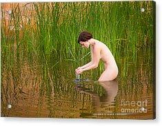 Bathing Beauty Acrylic Print