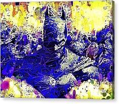 Batman 2 Acrylic Print