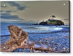 Battery Point 2 Acrylic Print by Peter Schumacher