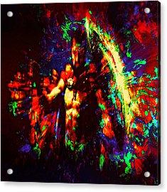 Battle Ready Acrylic Print