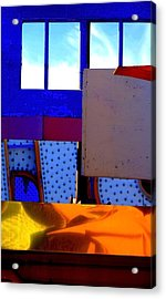 Bauhaus Acrylic Print by Mauricio Jimenez