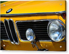 Acrylic Print featuring the photograph Bavarian Nose by John Schneider