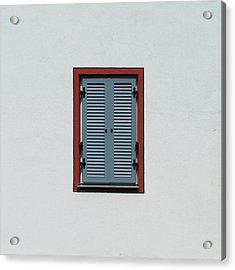 Bavarian Windows 5 Acrylic Print