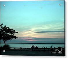 Bay Breeze Acrylic Print