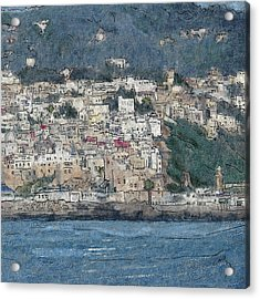 Bay Of Tangier Acrylic Print