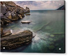 Bay Of The Gulf Of Poets Acrylic Print