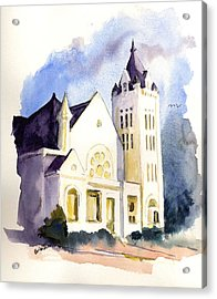 Bay Street Presbyterian Church Acrylic Print