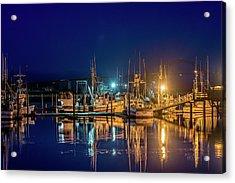 Bayfront Morning Acrylic Print