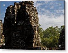 Bayon Temple, Siem Reap Acrylic Print