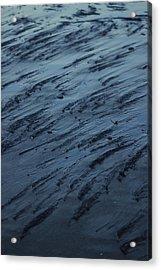 Beach Abstract 20 Acrylic Print