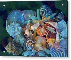 Beach Beauty 7 Acrylic Print