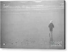 Beach Boy Acrylic Print