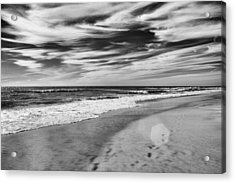 Beach Break Acrylic Print