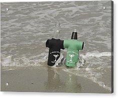 Beach Bums Acrylic Print by JAMART Photography