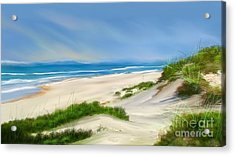 Beach Day Acrylic Print