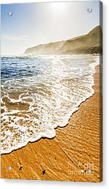 Beach Fine Art Acrylic Print by Jorgo Photography - Wall Art Gallery
