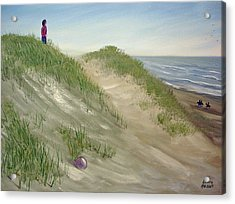Beach Prize Acrylic Print